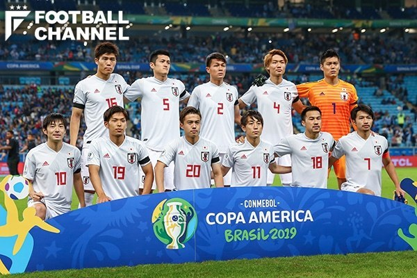 【コパアメリカ2019】日本×エクアドル、日本の初勝利&決勝T出場なるか?