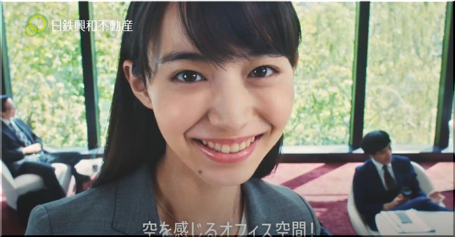 【日鉄興和不動産CM】新入社員の不動みどり、女優は誰?
